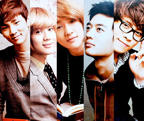 kpop] SHINee's height, weight, shoe sizes, education  | ilam