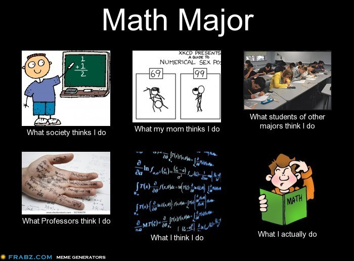Math what is an it major