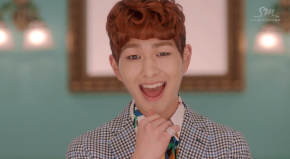 Onew's prettiness has developed greatly over the course of his career-- really, more than any other member.