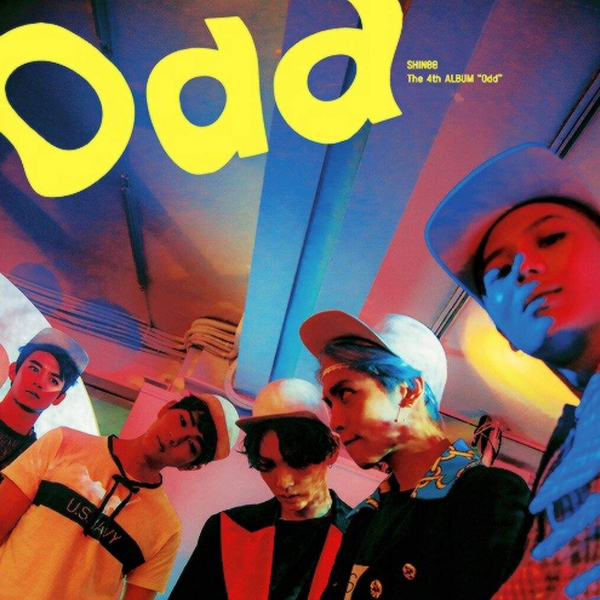 review] SHINee's Odd & repackage, Married to the Music   ilam